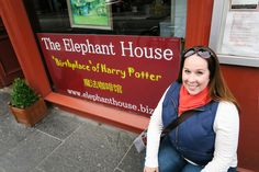 As any Harry Potter fan would, I had already planned to visit The Elephant Houseduring our time inEdinburgh, but when I came acrossreviews for the Potter Trail on TripAdvisor I knew we'd s…