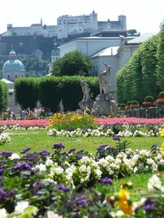 Things to Do in Salzburg, Austria.  Beautiful town ...The Sound of Music brought me here.