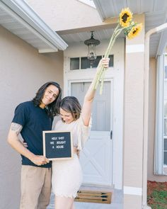 first home We bought a house! A little bit a - home Buying First Home, Home Buying Tips, First Time Home Buyers, First Home Pictures, Fashion Art, New House Announcement, Home Photo Shoots, Housewarming Party, New Homeowner