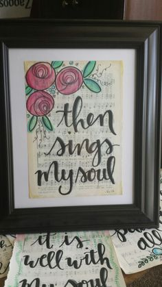 Bonus points if the hymn are from The Lutheran Hymnal or the Lutheran Service Book, both copywrite Concordia Publishing House Hymn Art, Scripture Art, Bible Art, Book Art, Sheet Music Crafts, Sheet Music Art, Song Sheet, Book Crafts, Paper Crafts