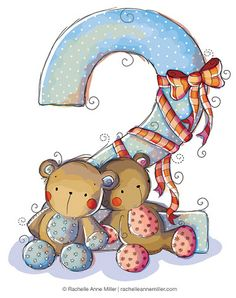 Two Bears by Rachelle Anne Miller, via Flickr