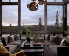 Kvitfjell_LHM_13 Modern Wood House, Modern Cabin Interior, Modern Lodge, Modern Rustic Homes, Modern Ranch, Modern House Plans, Rustic Houses, Architectural Design Studio, Mountain Cottage