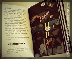 Batman Prisonnier du Pingouin - Editions Les livres du dragon d'Or