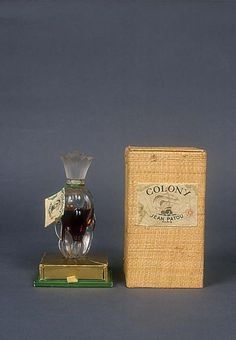 """Colony"" Jean Patou 1938"