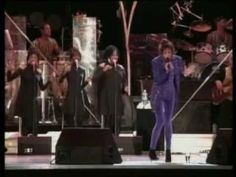 WHITNEY HOUSTON - Lover For Life (Live)