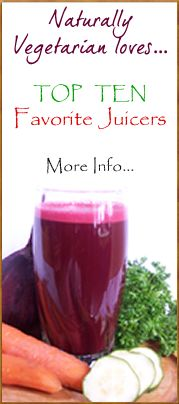 Juicer recipes!