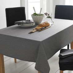 Linge de table vichy