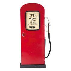 Pompe à essence Californie