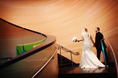 ned and ariel fulmer wedding | simply stunning night at the Chicago History Museum