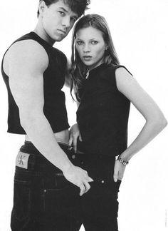 Marky Mark & Kate