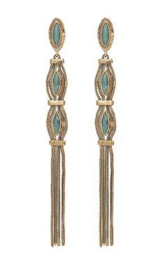 Aurélie Bidermann Sunset Long Earrings