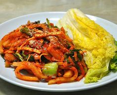 gool bossam kimchi