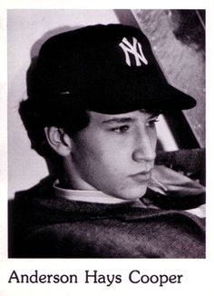He was cute when he was younger...I like cute guys. ;D  Oh, why must he be gay? But how I love him anyway. c: