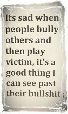 crazy-making narcissists and YES, they know what they are doing. They are BULLIES!!!