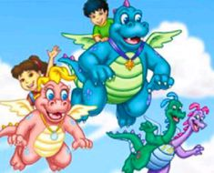 Dragon Tales, Gummy Bears, Smurfs, Tv, Kids, Movies, Fictional Characters, Young Children, Boys
