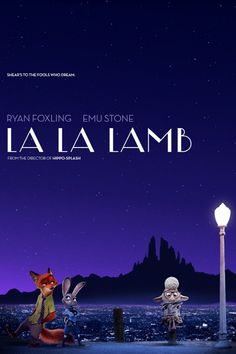 Oh My Disney just released some hilariousmovie posters parodying some of the biggest movies of the last year, including La La Land, Fantastic Beasts and Where to Find Them and Nocturnal Animals. The posters feature what the films may have looked like if released in the animal world of Zootopia, where there are no humans …