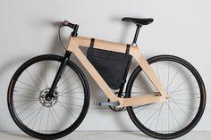 Carbon Wood Bicycle