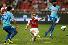 Maillot Domicile Arsenal Emile Smith-Rowe