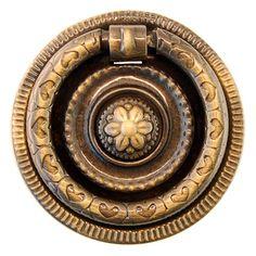 Merveilleux Antique Brass Furniture Drawer Pull Ornate French Victorian Style Vintage | Drawer  Pulls | Pinterest | Antique Brass, Drawers And Victorian
