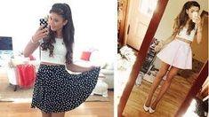 ariana grande hair tutorial - #ariana #grande #hair #luxyhairtutorials #Tutorial Ariana Grande Hair Tutorial, Two Piece Skirt Set, Youtube, Dresses, Fashion, Vestidos, Moda, Fashion Styles, Dress
