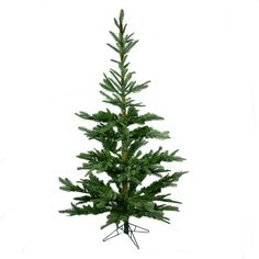 Nobilis Fir Artificial Christmas Tree - 1.8m (6ft)