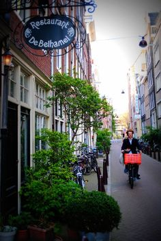 Our Top 5 Restaurant Tips in the Jordaan Neighborhood #Amsterdam #Holland #Netherlands
