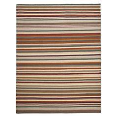 Os desenhos dos Kilins Stripe são multi coloridos com cores quentes para dar contraste e persnonalidade ao vestir os ambientes. Textura dupla face permitindo maior versatilidade no uso.