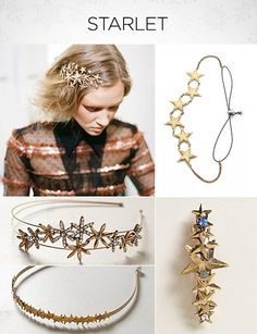 Holiday Hair Accessories: Starlet