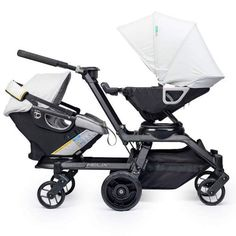 Best strollers: The Orbit Baby system allows you to add and remove pieces as your family grows. The ultimate in flexibility.