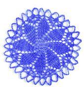 Ravelry: New Vintage Lace Swatch Doily pattern by Andrea Jurgrau