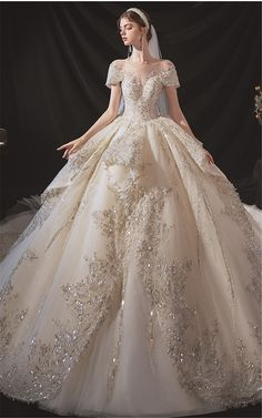 Wedding Dress Prices, Affordable Wedding Dresses, Long Wedding Dresses, Bridal Dresses, Wedding Gowns, Wedding Veil, Prom Dresses With Sleeves, Tulle Prom Dress, Ball Dresses