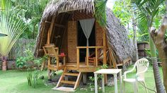Thank You for your inquiry with Alumbung Tropical Living resort in Panglao Island, Bohol, Philippines. Villa Design, Tent Design, Bamboo House Design, Tiny House Design, Hut House, Forest Cottage, Jungle House, Bamboo Architecture, Cool Tree Houses