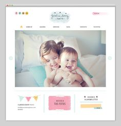Jessica Davey by TATABI Studio, via Behance