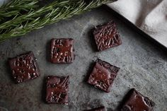 Spiced Rosemary Sea Salt Brownies_1_Gold&Thyme