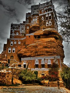 "King Solomon ""Stone House"" Yemen by (Domz-Viewfinder) DR.Pentecostes, via Flickr"