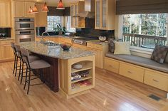 The Contemporary Kitchen Everyone On Facebook Loves!