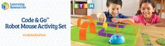 House Party > Code & Go™ Robot Mouse Activity Set Chatterbox