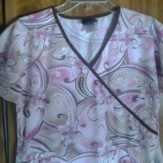 Baby Phat scrub Cute. Baby Phat brand. Great condition Baby Phat Tops