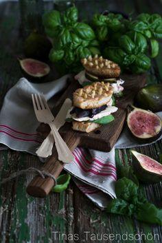 Das Revival des Käseigels oder auch ein Käse-Picknick im Grünen! - Tinastausendschön