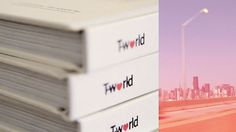 T-world: New York by T-world. Out now worldwide.