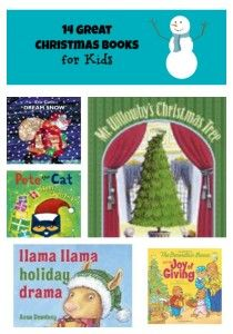 14 Great Christmas Books for Kids | Christmas Traditions for Kids