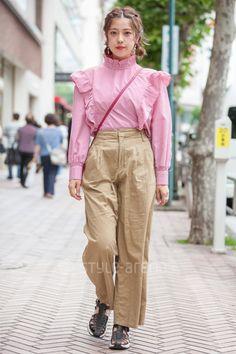 Japanese Streets, Japanese Street Fashion, Shibuya Tokyo, Tokyo Street Style, Street Snap, Nanami, Style Ideas, Fashion News, Diesel