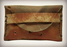 Vintage Leather Glove Wallets   Cool Material