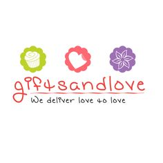 Logo of Gifts and love - A bakery & flowershop in jamshedpur, jharkhand, India.