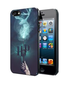 stag patronus harry potter Samsung Galaxy S3/ S4 case, iPhone 4/4S / 5/ 5s/ 5c case, iPod Touch 4 / 5 case