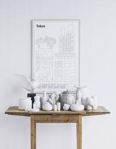 Stylizimo / Landmark posters  // #Architecture, #Design, #HomeDecor, #InteriorDesign, #Style