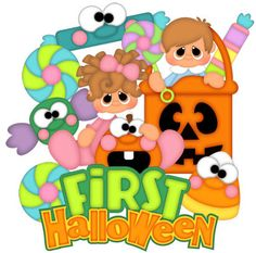 First Halloween - Treasure Box Designs Patterns & Cutting Files (SVG,WPC,GSD,DXF,AI,JPEG)