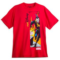 Doctor Strange runDisney Performance Tee for Adults