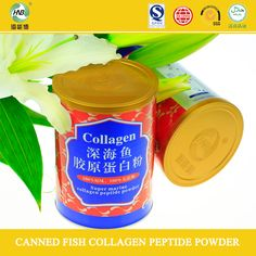 Health care food fish hormone export australia canned food collagen food