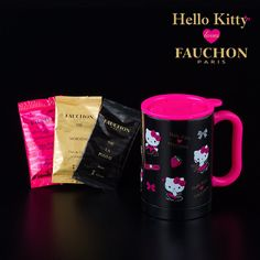 The Hello Kitty Loves Fauchon Collection